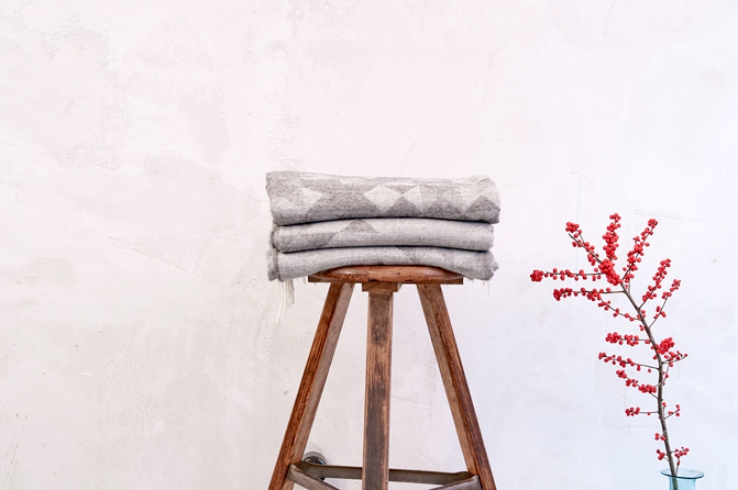 """The Ticki Blanket"", Decke, Foto: Frauke Maier"