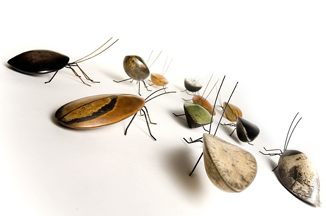 Insect sculpture, Foto: Tamara Cvijetic